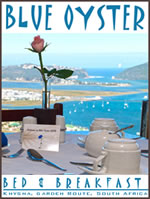 Blue Oyster Knysna Bed & Breakfast