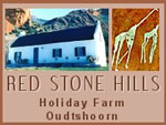 Red Stone Hills Holiday Farm - Calitzdorp Accommodation