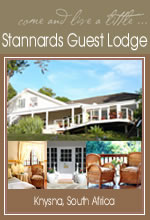 Standards Guest House - Knysna Accommodation