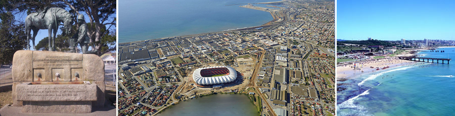 Port Elizabeth Accommodation and Tourist Guide