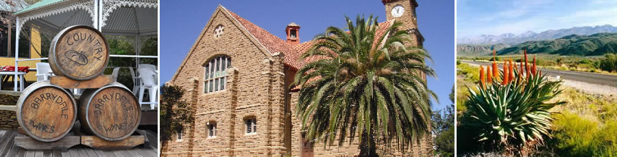 Calitzdorp Accommodation and Tourist Guide