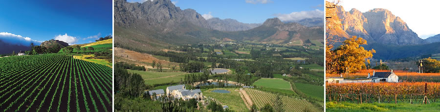 Franschhoek Accommodation and Tourist Guide